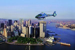 Tour du lịch New York bằng trực thăng