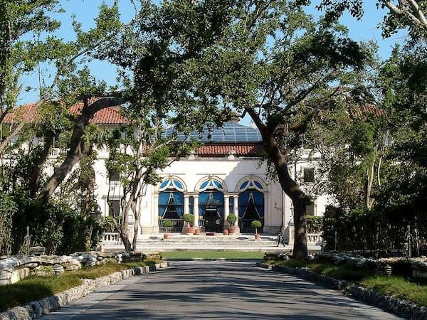 Vizcaya Museum & Gardens ở Miami
